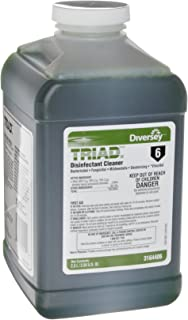 Disinfectant Cleaner, Size 2.5L, Green, PK2