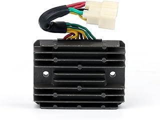 Artudatech Motorrad Spannungsregler Spannungsregler Gleichrichter für Kawasa ki ZX 9R 1998 1999 Prairie 400 KVF400 1998