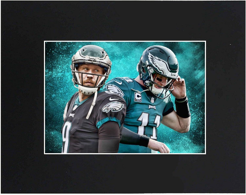 cd15d422 Philadelphia EAGLES NFL 2018 Super Bowl Champions Nick Foles Carson ...