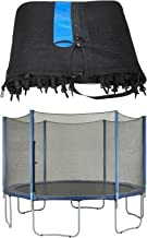 Upper Bounce Trampoline Enclosure Safety Net Only, Installs Outside of Frame, Poles Sold Separately