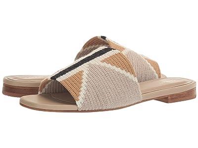 KAANAS Bronte Handwoven Sandal (Sand) Women