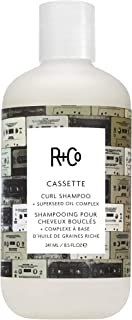 R+Co Cassette Curl Shampoo, 241 ml