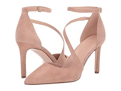 Naturalizer 27 Edit Abilyn (Taupe Suede) High Heels
