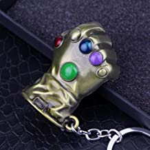 Llavero Guantelete del Infinito Marvel Thanos Avengers Infinity War Bronce
