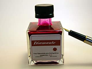 Tintero Visconti Ink Bottle Rojo Rojo Botella Tinta 60ml en 30 16
