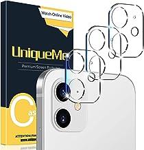 [3 Pack] UniqueMe Camera Lens Screen Protector Compatible...