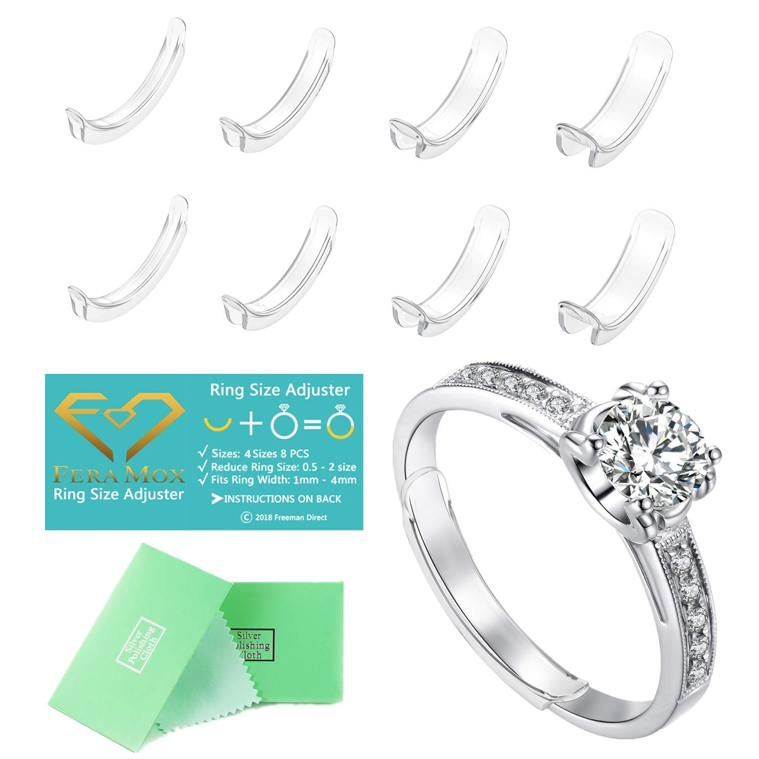Invisible Adjuster Loose Jewelry Polishing