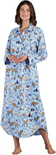 free flannel nightgown pattern