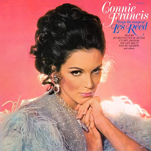 Connie Francis my happiness
