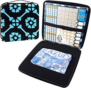 Hard Carrying Case for Plan B Games Azul Board Game Board Games, by COMECASE