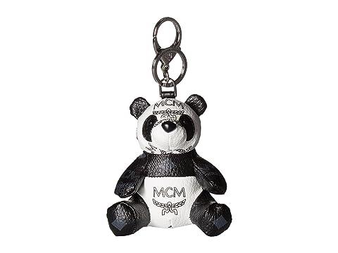 MCM Visetos Charm Panda Charm