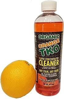 Organic Orange TKO Super Concentrated Cleaner (16 oz)
