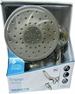 Moen Engage Hand Shower and Showerhead Combo Kit with Magnetix (Nickel)