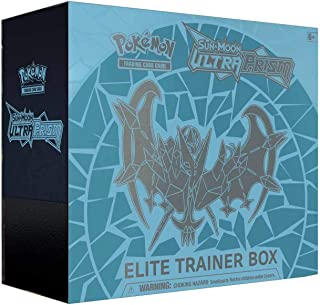 Pokemon Card Game SM Ultra Prism Necrozma Elite Trainer Box Dawn Wings