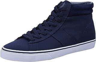 Polo Ralph Lauren Shaw Sneaker, Men's Men Shoes, Multicolour (Aviator Navy), 10.5 UK (44.5 EU) (816688492004)