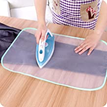 Neysa Protective Insulated Ironing Mesh for Clothes Delicate Garment Cloth Guard Home Press Mat Heat Resistant Reusable & Washable (40 x 60 cm; Pack of 1)