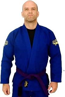 KillerBeeGi Ligustica Hybrid Weave BJJ Gi Top Only (Blue)