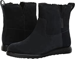 Black Suede Wp/Black