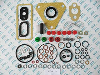 Injection Pump Repair Kit 7135-110 Gasket Seal For 3 Cylinder 4 Cylinder And 6 Cylinder Model Tractors 2 bags/lot