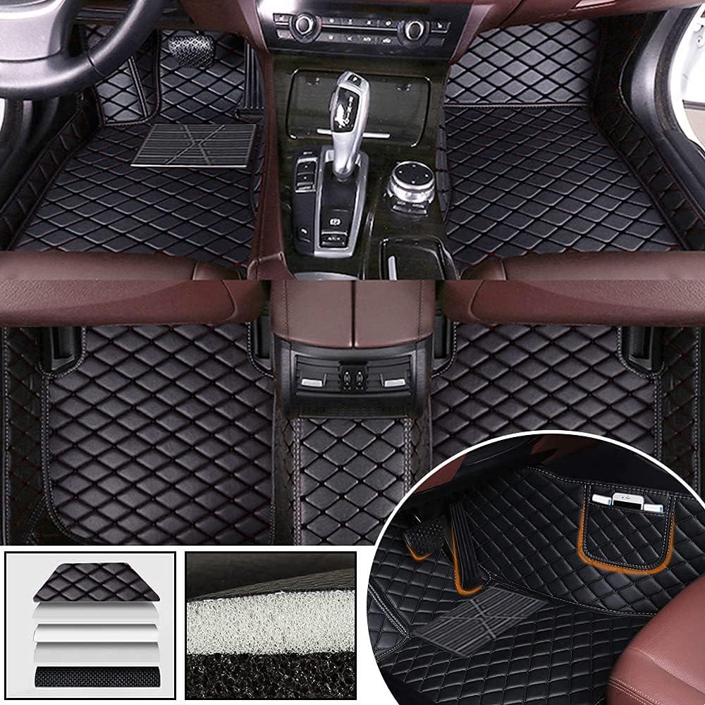 Handao Full-Covering Car San Antonio Mall Omaha Mall Floor Mats Land Toyota Sewing Cruis for