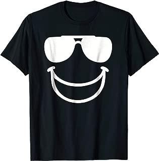 Smiley face sunglasses T-Shirt