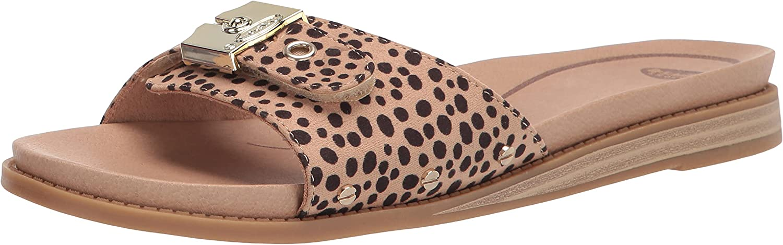 Dr. Scholl's Women's Financial sales sale Slide Originalist shopping Sandal