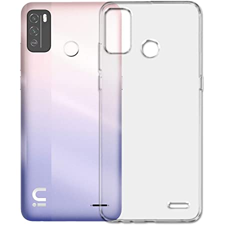 SKMO Back Cover for Micromax IN 1b (|Transparent )