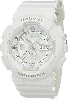Casio Womens Quartz Watch, Analog-Digital Display and Plastic Strap