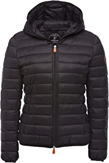 Women's GIGA Quilted Jacket with Removable Hood