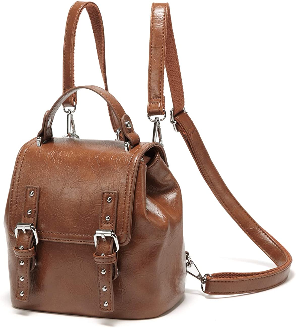 Seattle Mall MiniBackpack Purse VASCHY 3 Limited time sale Ways Backpac to Small Carry Cute