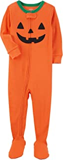 Carter's Baby Boys' Halloween One Piece Snug Fit Cotton Pajamas