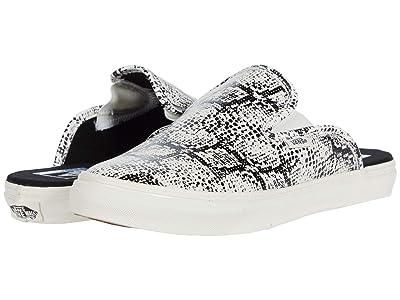 Vans Mule SF ((Snake) Marshmallow) Shoes