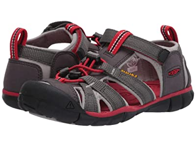 Keen Kids Seacamp II CNX (Little Kid/Big Kid) (Magnet/Drizzle) Kids Shoes