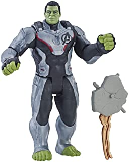Marvel Avengers Deluxe Movie Hulk Action Figure