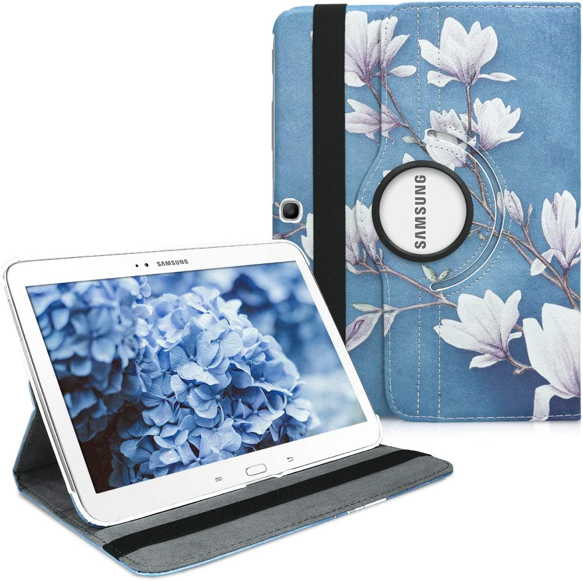 kwmobile 360° Case Compatible with 10.1 Galaxy Samsung Tab Raleigh Direct store Mall 3