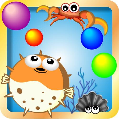 Marbles Aqua pearls pinball