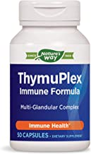 Nature's Way ThymuPlex Immune Formula, 50 Count
