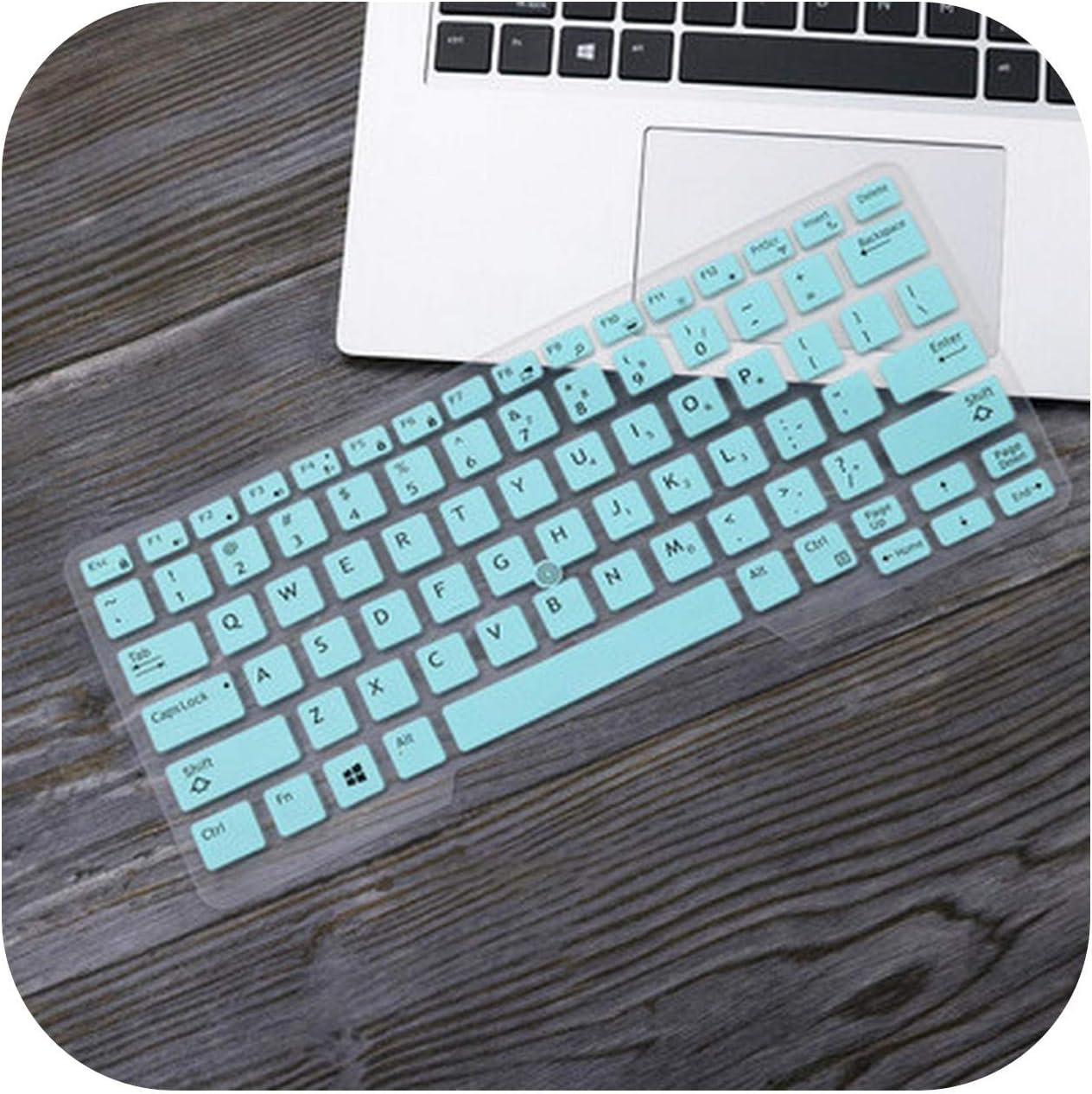 Custodia protettiva per tastiera computer portatile per Dell Latitude 5450 3340 7480 7490 5490 5491 E5450 E5470 E7450 E7490 E5490 nero
