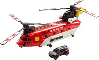 Matchbox Power Launcher Helicopter