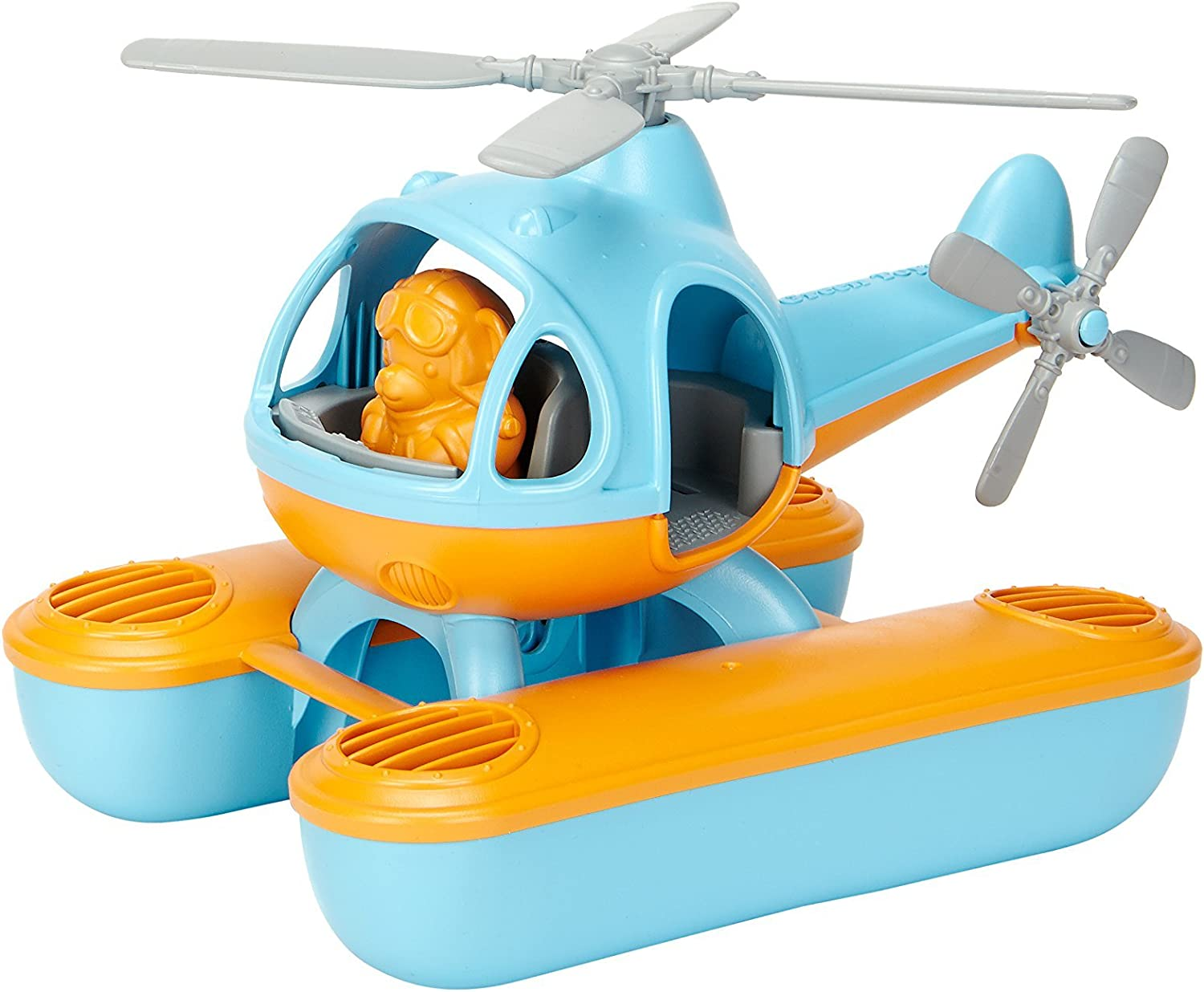 Green Toys Seacopter Blue Orange Quantity limited Discount mail order