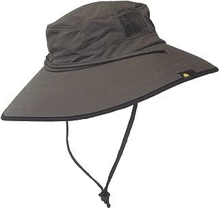 Sun Protection Zone Unisex Lightweight Adjustable Outdoor Booney Hat (100 SPF, UPF 50+)
