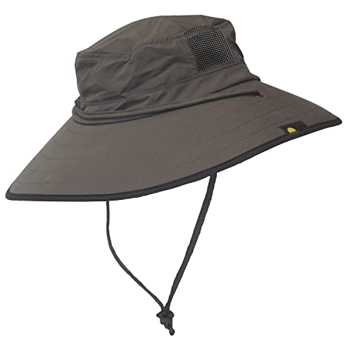0819a510 Sun Protection Zone Unisex Lightweight Adjustable Outdoor Booney Hat (100  SPF, UPF 50+