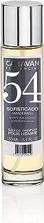 CARAVAN FRAGANCIAS nº 54 - Eau de Parfum con vaporizador para Hombre - 150 ml