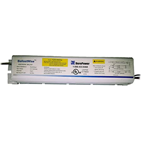 Electronic Ballast DXE848HO121S for 8 F48//42//36//30//24//18T12HO T12 Tubes Great for Signs