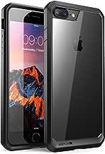 SUPCASE Unicorn Beetle Series Case Designed for iPhone 8 Plus, Premium Hybrid Protective Clear Case for Apple iPhone 7 Plus 2016 / iPhone 8 Plus 2017 Release (Black)