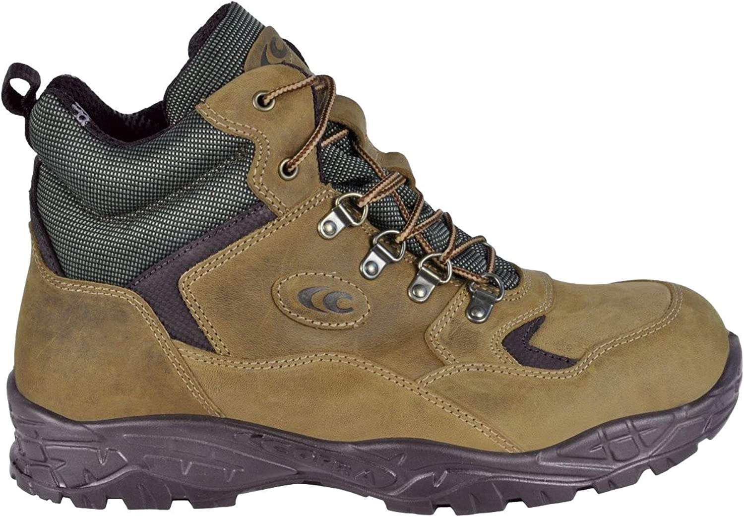 Cofra 22270-000.W42 Safety shoes Horn S3 SRC Size 42 in Beige
