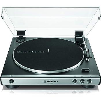 Audio-Technica AT-LP3BK Giradiscos de Alta Fidelidad Automático de ...