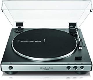 Audio-Technica AT-LP60XUSB - GIRADISCOS AUTOMÁTICO ESTÉREO