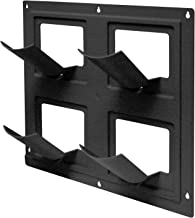 EMSCO Bloomers Wall Flowers Vertical Gardening System – Creates Gardens on Walls – Holds up to 4 Potted Plants – Black