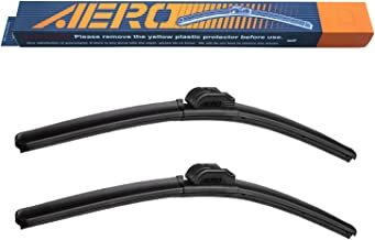 Best 2006 ford 500 windshield wipers size Reviews